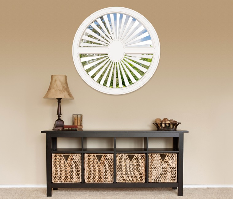 Circular Shutters in Kingsport, TN