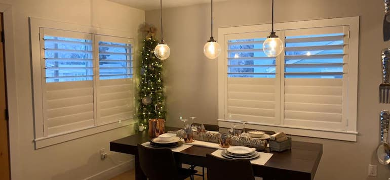 Making sure that your lighting fixture fits your space should be on your holiday wish list.