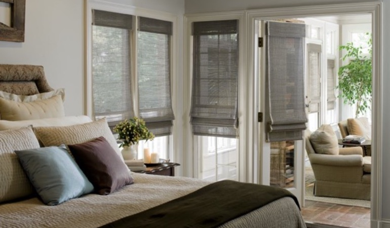 Woven Shades in Kingsport