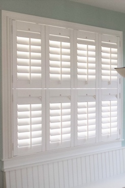 Kingsport Studio Plantation Shutters