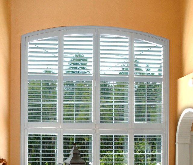 Arched Window Shutters In Kingsport, TN