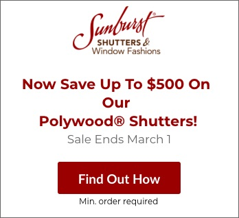 Sale on Kingsport Polywood Shutters