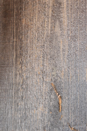 Reclaimed Wood Shutters Sample - Grey with Mark