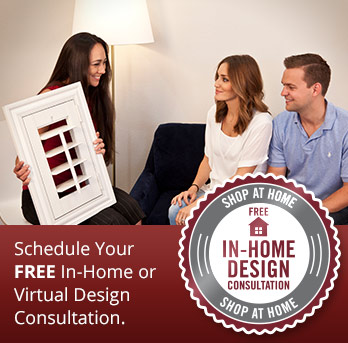 Schedule a shutter consultation in Kingsport