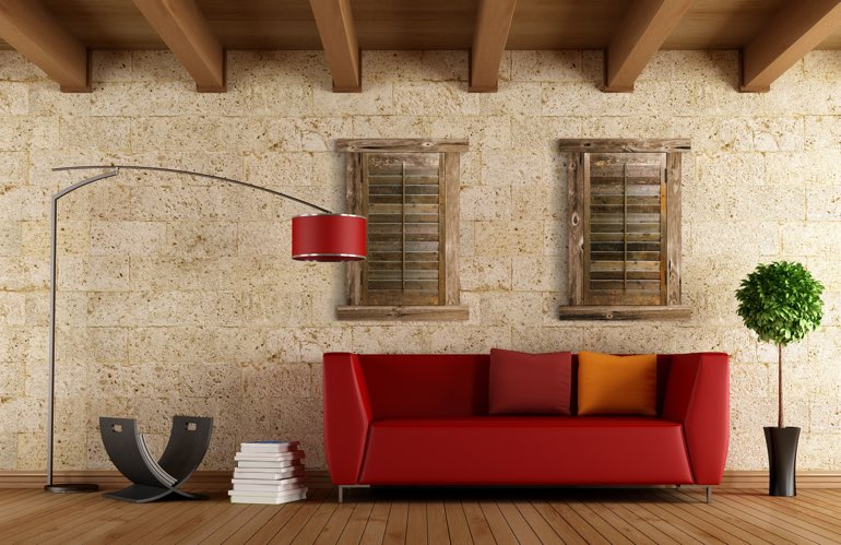 Hottest Trends In Window Treatments In Kingsport: Reclaimed Wood Shutters